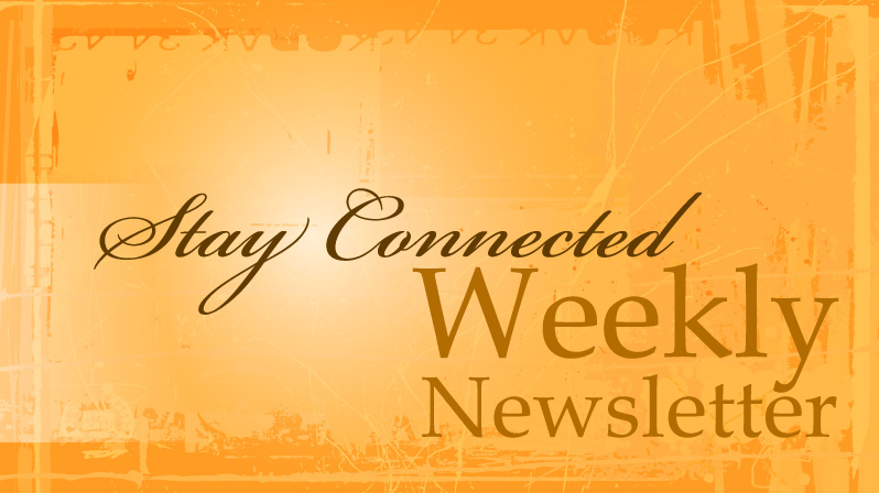 Weekly Newsletter Get the latest happenings at Harmony here.