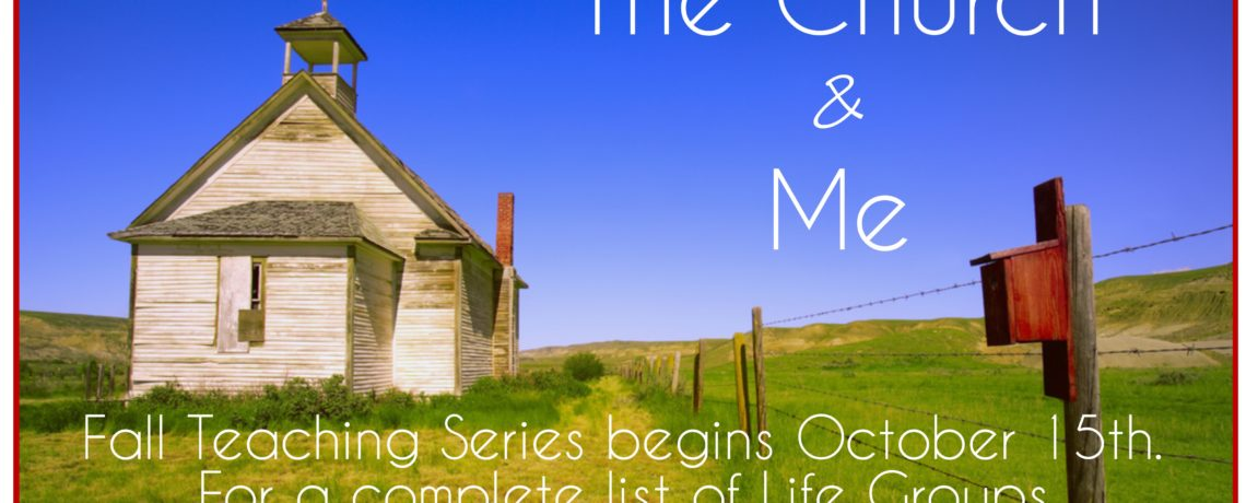 The Church & Me series
