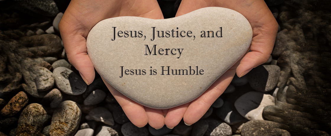 Jesus, Justice & Mercy